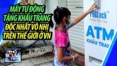 ATM phát khẩu trang