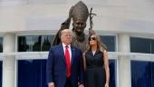 TT. Trump và Phu Nhân
